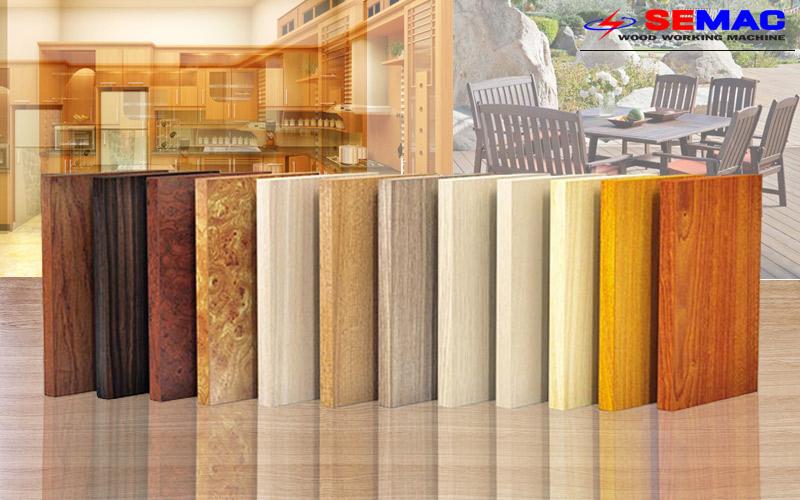 các loại ván gỗ công nghiệp