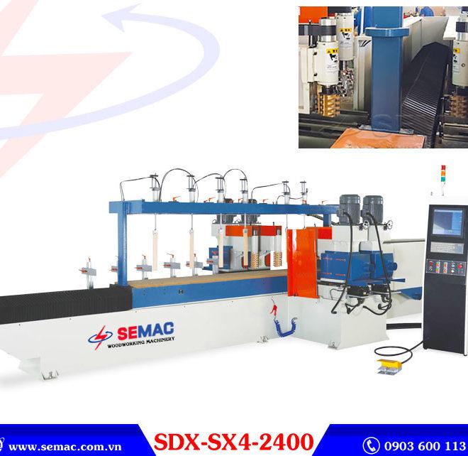 Máy chép hình dài cnc 4 trục SDX-SX4-2400