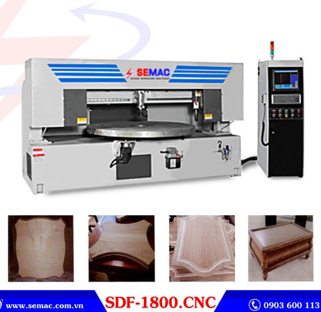 Máy chép hình ngoài cnc SDF-1800.CNC