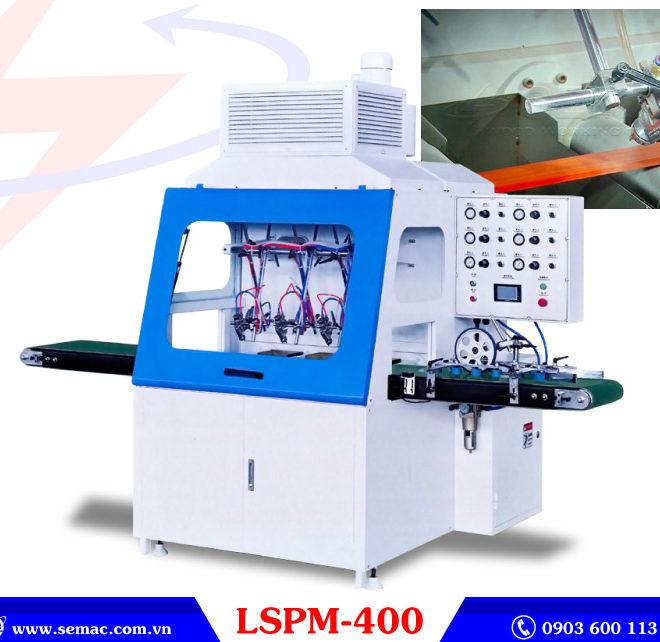 MÁY SƠN PROFILE TỰ ĐỘNG,máy sơn mặt phẳng tự động, máy sơn cnc, máy sơn công nghệ cao,lspm-400,lspm-600